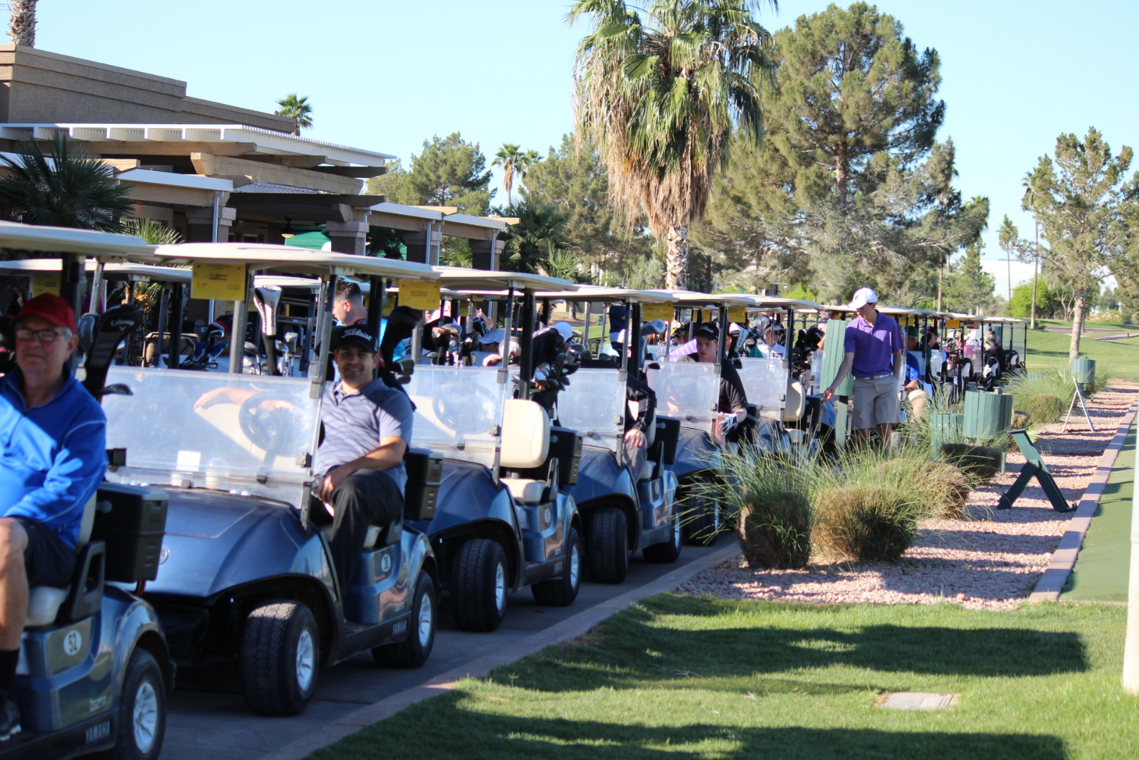 Golf Tournament Recap- Thank You Sponsors!