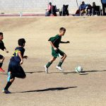 MS and HS Soccer Players: Futsal Continues in July