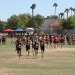 HS XC at the Glendale Showcase: Whitehead Takes First!