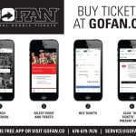 Pre-Purchase Mobile Tickets for Football Playoffs