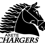 Arete Prep Chargers logo