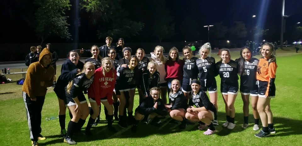 Chargers Soccer Splits Matches With San Tan Foothills