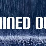 Rained out banner