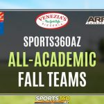 Chargers Earn All Academic Recognition- Fall 2019