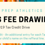 sports fee drawing