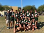 Boys XC Qualifies for States! State XC Info