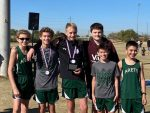 MS XC Wins First GHMSL Team Championship