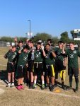 MS A Flag Football- GHMSL Champions!