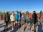 MS Track Results- GHMSL Meet #1