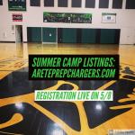 Arete Athletics – Summer 2021 Camp Listings