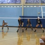 Magnificat High School Girls Varsity Volleyball beat Independence Local 3-0