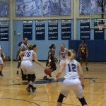Blue Streaks Cruise To Victory Over Scarabs