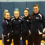 Magnificat Gymnastics Senior Night