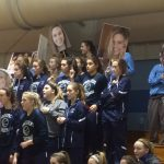 Magnificat Wins A Thriller On Senior Night, 62-56