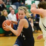 Blue Streaks Hold Off Knights With 4th Quarter Run, 73-57