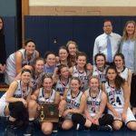 Blue Streaks Capture District Championship