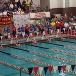 Swimming Finishes In 14th Place At State Meet; Best Finish Since 2005