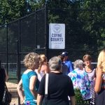 Newly Renovated Coyne Courts Blessed & Dedicated