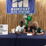 Alana Cartwright Signs NLI To Swim At Cleveland State University