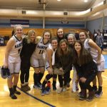 Varsity Basketball Defeats Youngstown Ursuline, 52-49