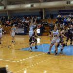 Basketball Sweeps Rocky River