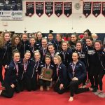 Gymnastics Finishes As District Runner Up
