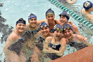 Swimming and Diving 2016-17