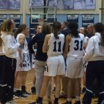 Girls Varsity Basketball falls to Hoover 64 – 46