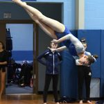 Magnificat Gymnastics Scores Huge Win Over Defending State Champions