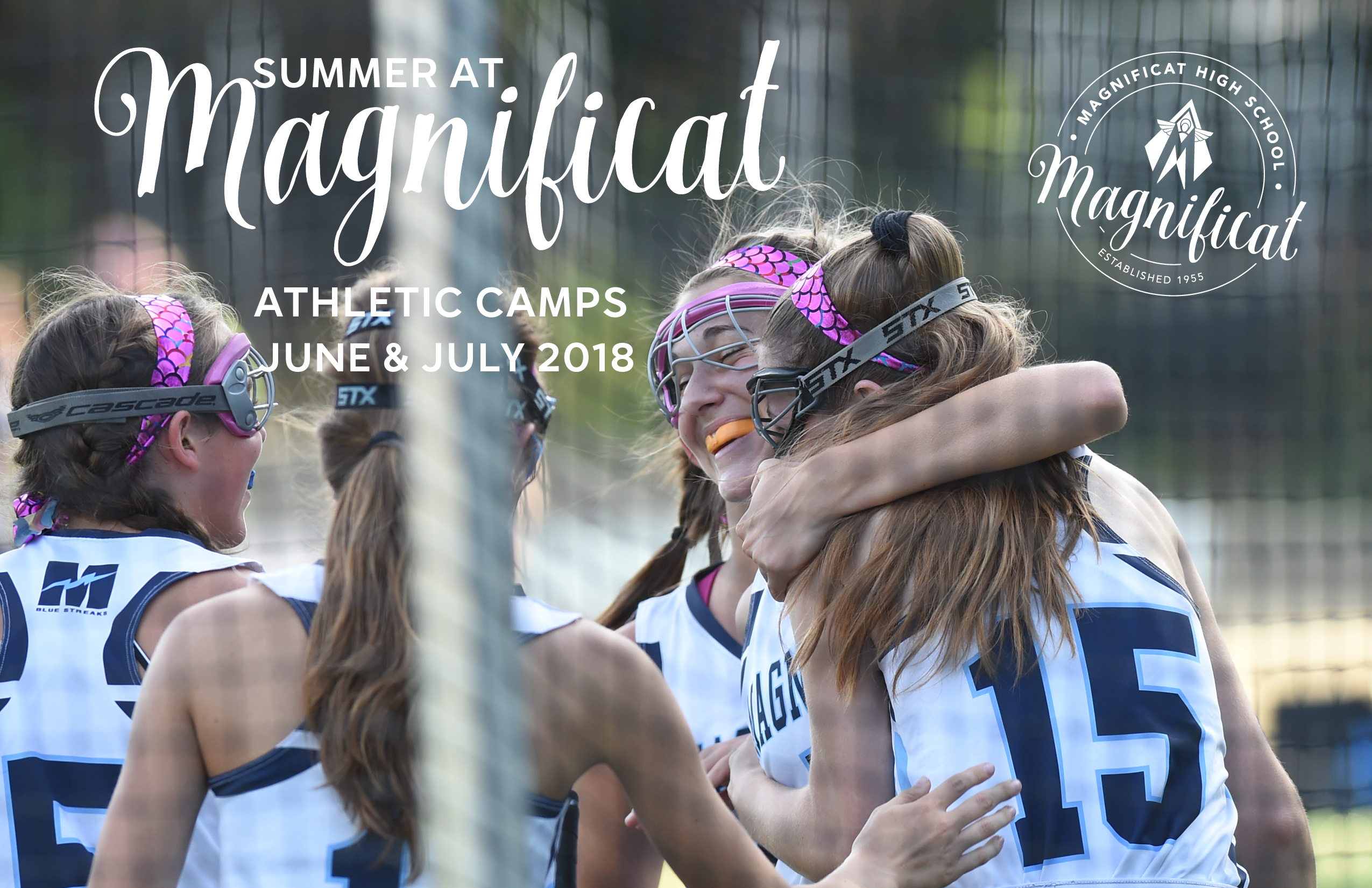 Magnificat Summer Athletic Camps – Registration Opens February 20th
