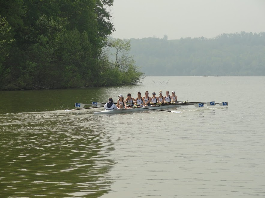Rowing Advances Boat To Nationals For First Time In School History
