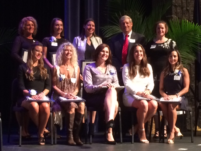 Magnificat Welcomes Class of 2018 Into Athletic Hall Of Fame