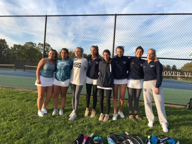 Tennis Claims District Team Championship For 3rd Straight Season