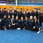 Magnificat Hosts the Inaugural Catholic Cup Gymnastics Meet