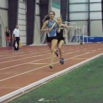 Indoor Track & Field Qualifies 9 To State Meet