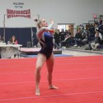 Gymnastics Qualifies 2 To State Meet
