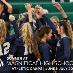 Magnificat Summer Athletic Camps – REGISTER NOW!
