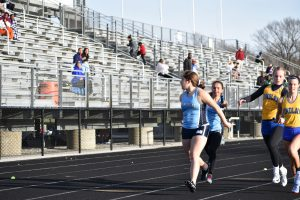 Outdoor Track and Field 2019