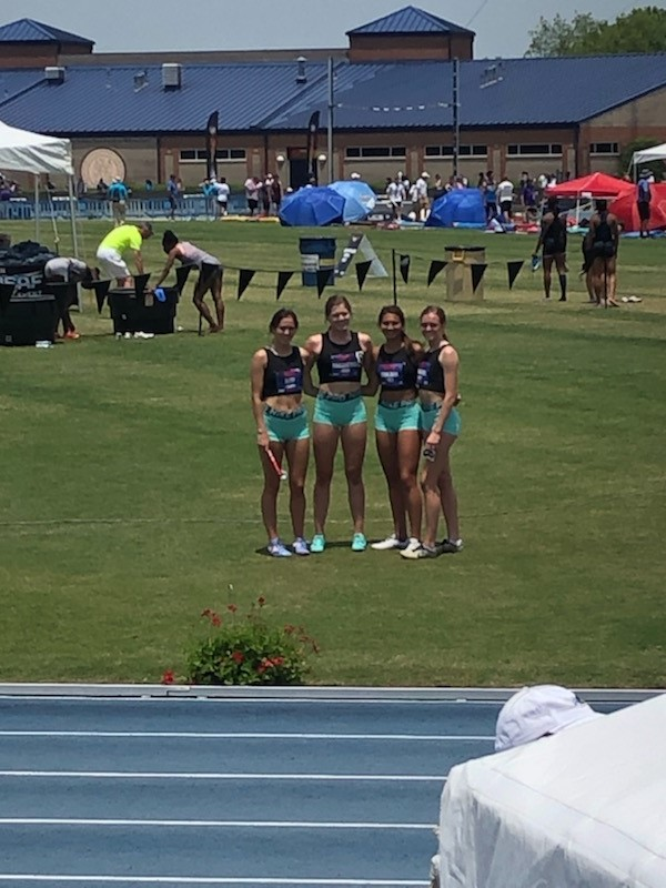 Track & Field Performs Well @ New Balance Outdoor National Meet