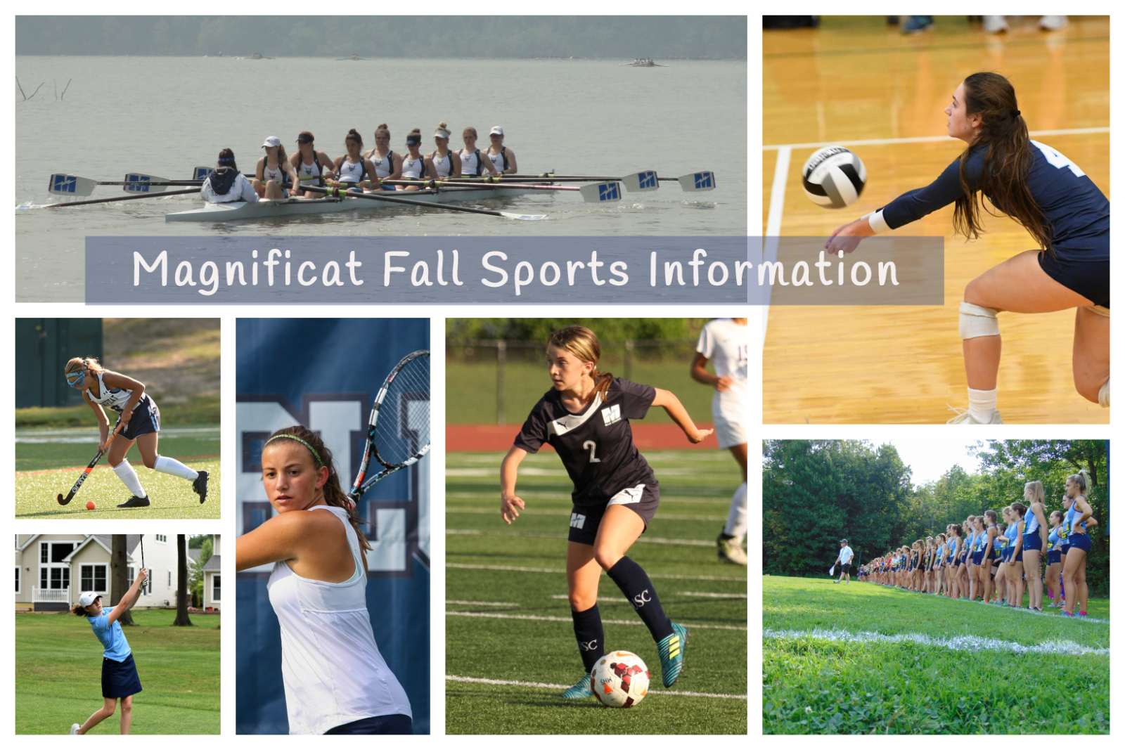 Magnificat Fall Sports Information