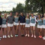Varsity A Tennis Defeats Saint Joseph Academy 4-1