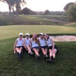 Varsity Golf Wins Battle Over The Bridge; Tops Saint Joseph Academy 173-203