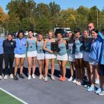Tennis Finishes As State Runner Up For Second Straight Season