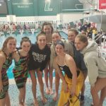 Swimming & Diving Finishes In 9th Place At National Catholic Championships
