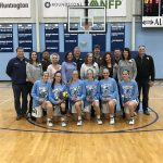 Varsity Basketball Celebrates Seniors With Win Over Maumee Valley Country Day