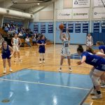 Varsity Basketball Falls To Tough Villa Maria Squad To End Regular Season