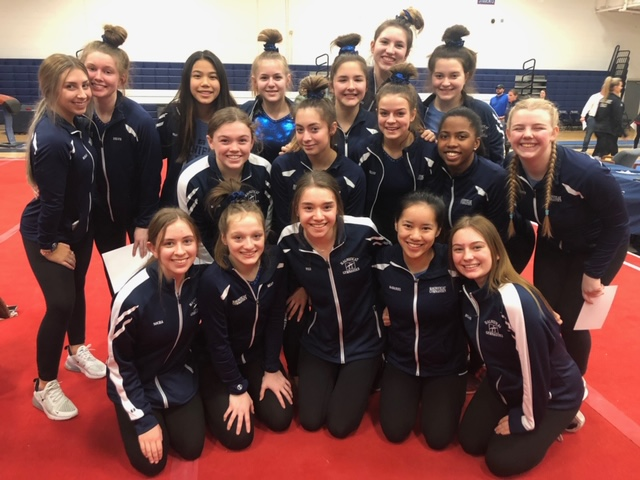 Gymnastics Finishes 4th In Sectional Meet; Moves On To Districts
