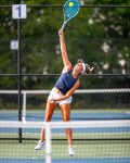 Varsity A Tennis Wins 5-0 Over Walsh Jesuit In First Round Of OTCA State Tournament