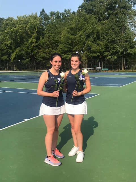 Varsity A Tennis Tops Brecksville-Broadview Heights 5-0 On Senior Day