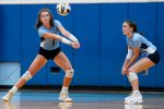 Varsity Volleyball Tops Huron 3-1 For 7th Straight Win